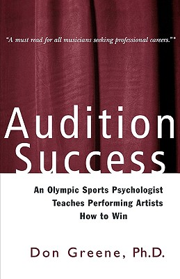 Audition Success By Greene, Don